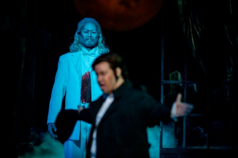 5/1/19 9:28:44 PM -- Final Dress Rehearsal of Don Giovanni performed by the Tulsa Opera. Photo by Shane Bevel