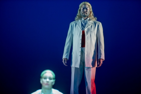 5/1/19 9:51:14 PM -- Final Dress Rehearsal of Don Giovanni performed by the Tulsa Opera. Photo by Shane Bevel